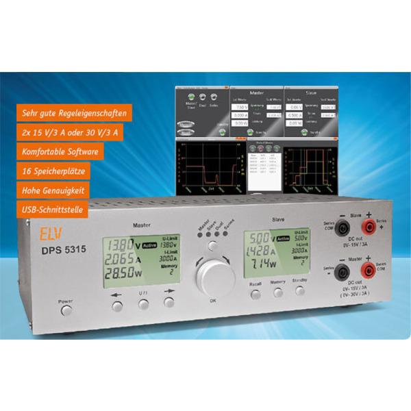 Doppelnetzteil DPS 5315 Teil 2/3