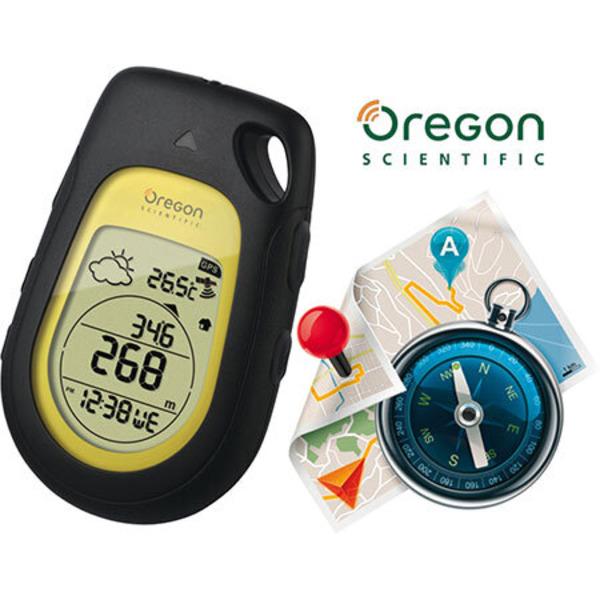 Leser testen den Oregon-Scientific-GPS-Pfadfinder und -Backtrack-Höhenmesser