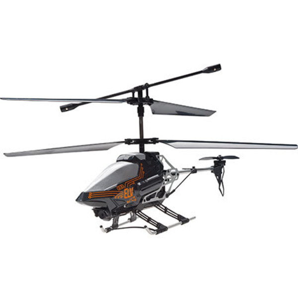 Leser testen den 3-Kanal-Helikopter Sky Eye mit Livebildübertragung, ELV-Edition, 2,4 GHz