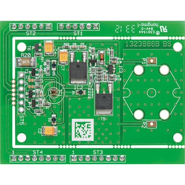 LEDs per Handbewegung steuern – Gesten-LED-Dimmer GLD1 für Arduino