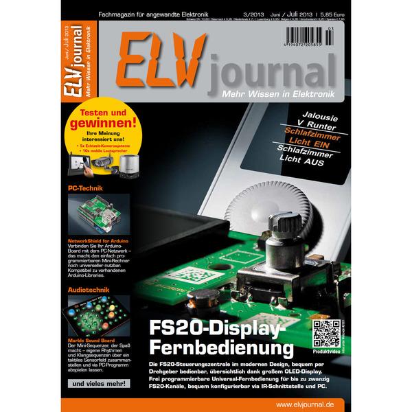 ELVjournal Ausgabe 3/2013 Digital (PDF)