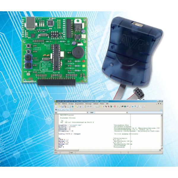 Mikrocontroller-Einstieg mit BASCOM-AVR Teil 5: Timer