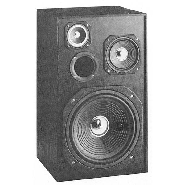 Bausatz Bassreflexbox - Neuer Lautsprecher der Firma Mivoc