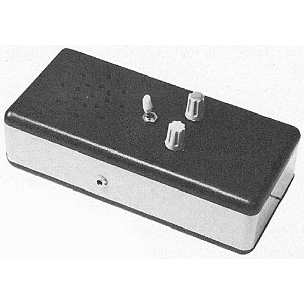 Miniatur-UKW-Superhet-Empfänger