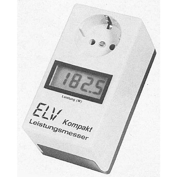 ELV Kompakt-Leistungsmesser