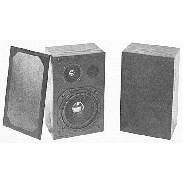 ELV-HiFi-Labor: Leistungsfähige HiFi-Baßreflex-Regalbox BR 60
