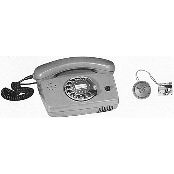 3-Tonfolge-Telefonsignalgeber