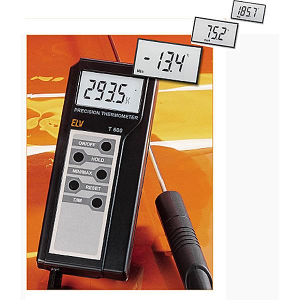 Präzisionsthermometer T 600