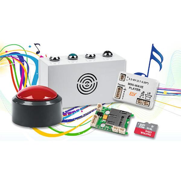 Mini-Wave-Player 2 - Soundplayer ganz einfach