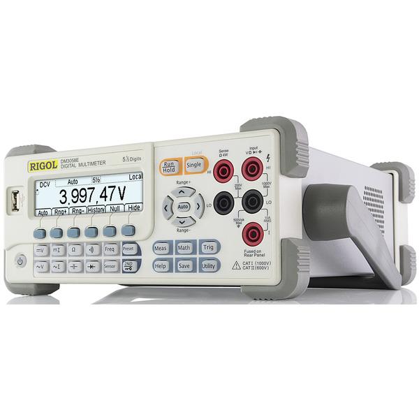 Rigol True RMS Digitalmultimeter DM3058E