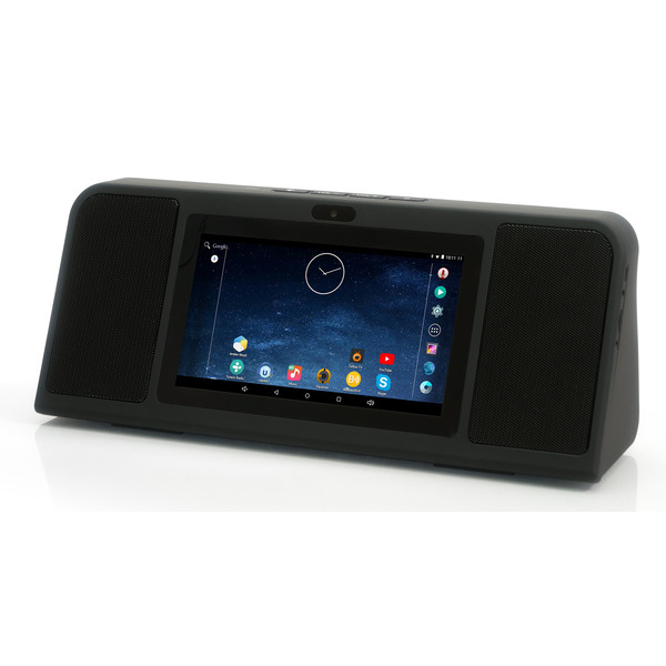 Xoro Multimedia-Center / Internetradio HMT 362, MultiTouch-Display, 10-W-RMS, DLNA, Akku (4000 mAh)