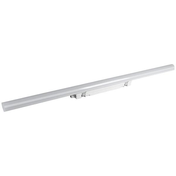 Müller Licht 40-W-Sensor-LED-Feuchtraumwannenleuchte mit HF-Bewegungsmelder, 120 cm, neutralweiß