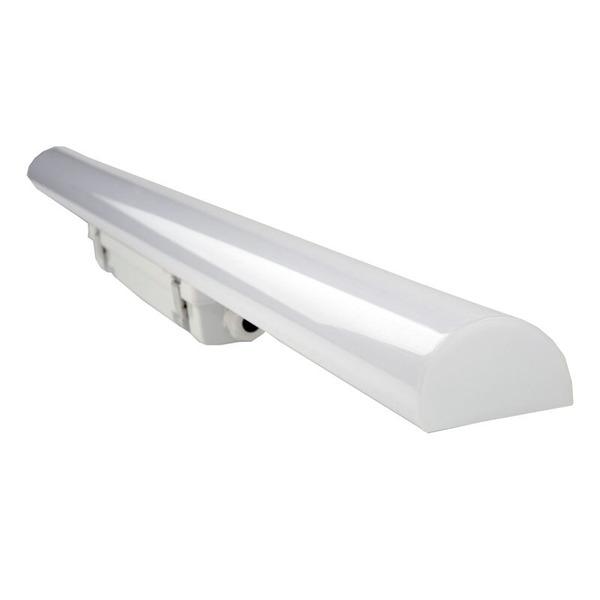 Müller Licht 20-W-LED-Feuchtraumwannenleuchte, 60 cm, neutralweiß
