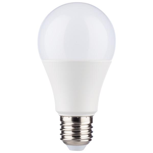 Müller Licht 9-W-LED-Lampe mit HF-Bewegungssensor, warmweiß