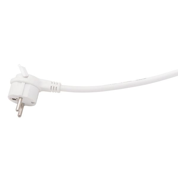 REV 3fach Steckdosenleiste mit 2 USB-Ports (max. 2,4 A)