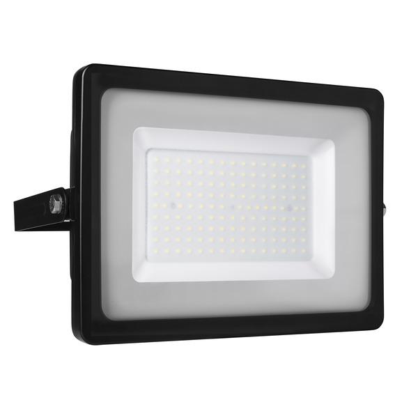 Smartwares 150-W-LED-Fluter, neutralweiß, IP65, Slim-Design, 10.000 lm, 110° Abstrahlwinkel