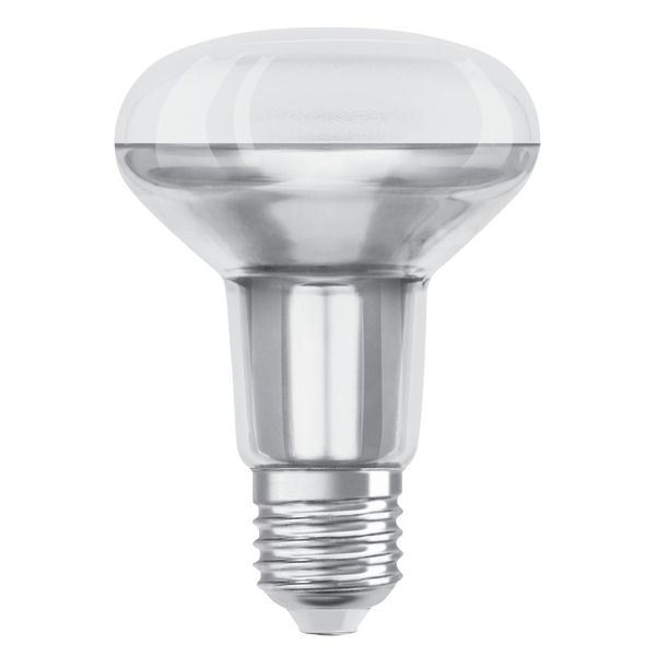 OSRAM LED SUPERSTAR 9,6-W-R80-LED-Reflektorlampe, E27, warmweiß, dimmbar