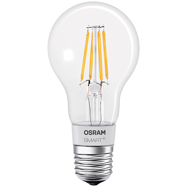 OSRAM Smart+ (Bluetooth) 5,5-W-Filament-LED-Lampe E27