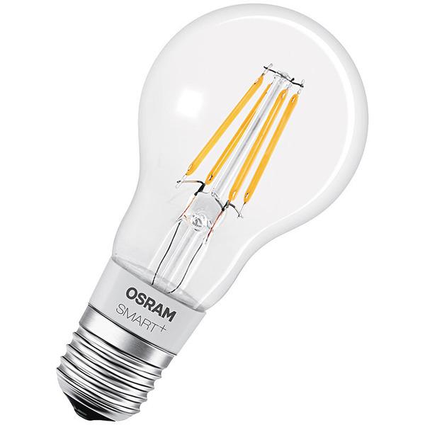 OSRAM Smart+ (Bluetooth) 5,5-W-Filament-LED-Lampe E27