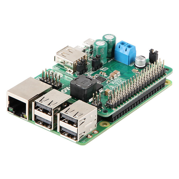 JOY-iT StromPi 3, Stromversorgung und USV für Raspberry Pi