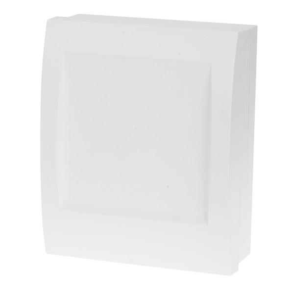 H-Tronic Universal Installations-Gehäuse, für Wandmontage oder Hutschiene TS 35
