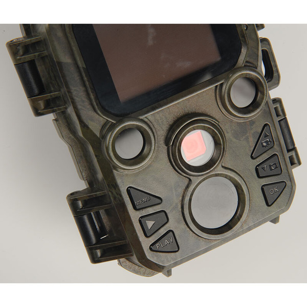 Berger & Schröter Mini-Fotofalle / Wildkamera, 16 MP, 1080p, IP54, Auslösezeit 0,45s
