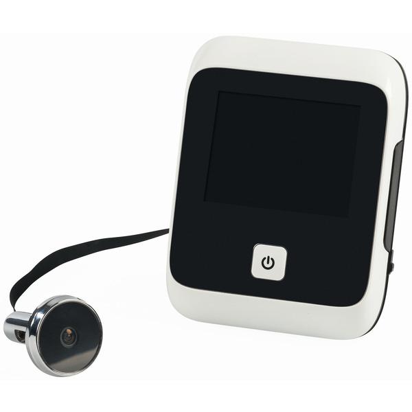 ELV Digitaler Türspion mit 7,6-cm-Farbmonitor, 960 x 480 Pixel