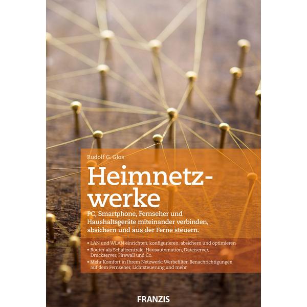 FRANZIS Fachbuch Heimnetzwerke, 500 Seiten