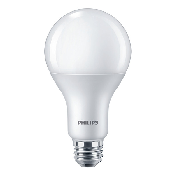 Philips 15,5-W-LED-Lampe E27, dimmbar, dim-tone, Ersatz für 100-W-Glühlampe