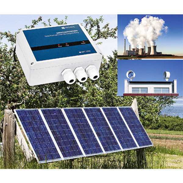 Netz-/Wechselrichter-Umschaltstation MPC1000