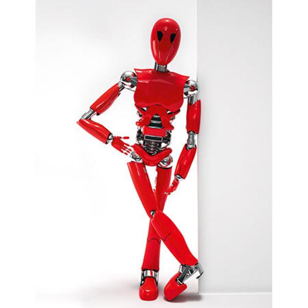 Robotertechnik und Künstliche Intelligenz Teil 2: Sensoren und Aktoren in der Roboterentwicklung