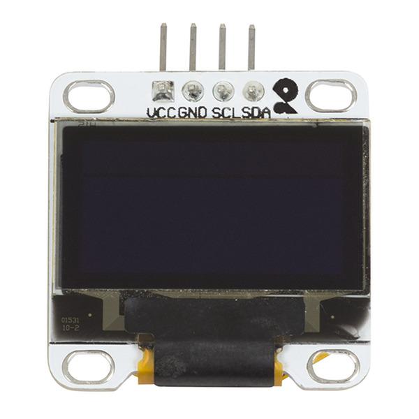 """Velleman 0,96""""-OLED-Display mit I2C für Arduino"""