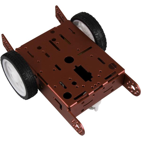 JOY-iT Bausatz Roboter-Auto-Kit 04, für Raspberry Pi und Arduino