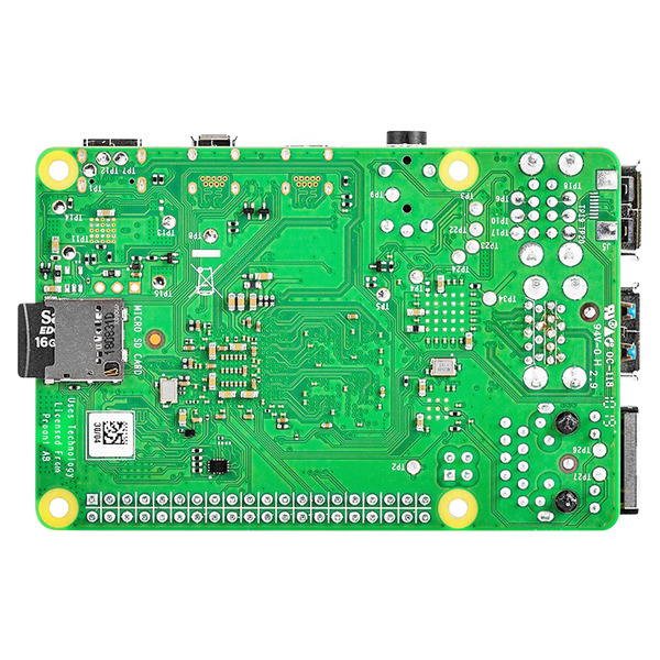 Raspberry Pi 4 Model B, 2GB RAM