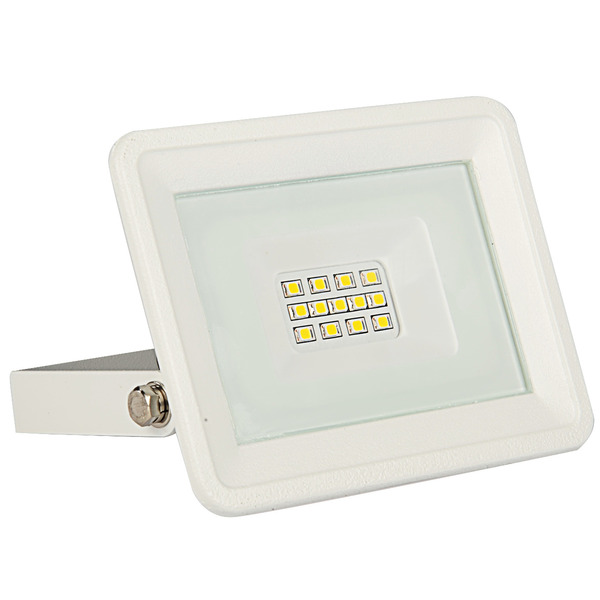Optonica 10-W-LED-Fluter, neutralweiß, IP65