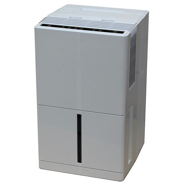 Kompakter Kompressor-Luftentfeuchter, bis 11l/24 h, für Räume bis 50 m²