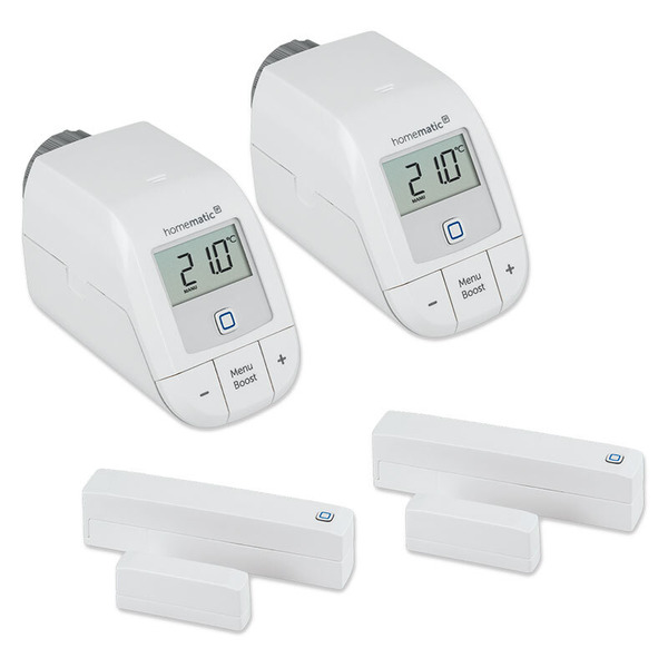 Homematic IP 2er Set Homematic IP Heizen - easy connect