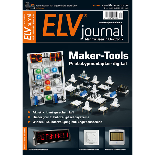 ELVjournal Ausgabe 2/2020 Print