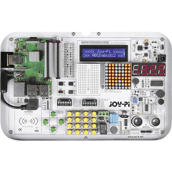 JOY-iT Experimentier- und Ausbildungskoffer JoyPi für Raspberry Pi