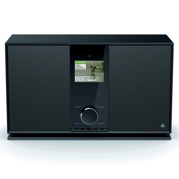 hama Digitalradio DIR3605MSBT, DAB+/UKW/Internetradio, DLNA, Bluetooth, 70-W-RMS