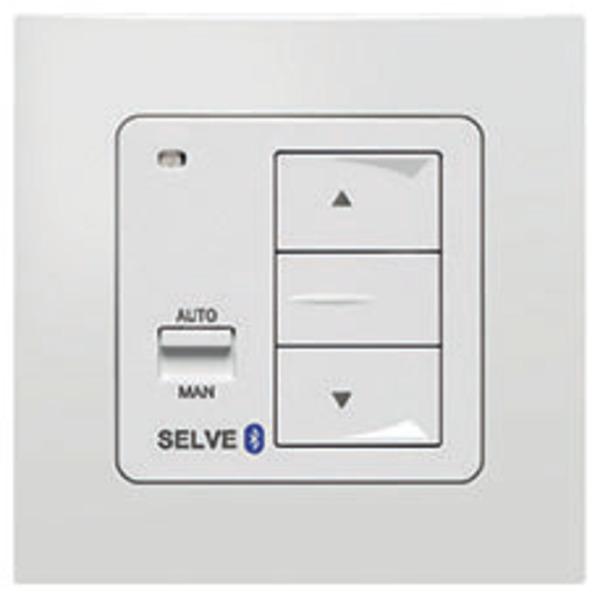 Selve Bluetooth-Rollladen-Zeitschaltuhr commeo Timer BT, kostenlose App