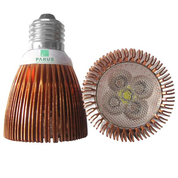 6-W-LED-Pflanzenlampe Standard, E27, für den Pflanzenerhalt