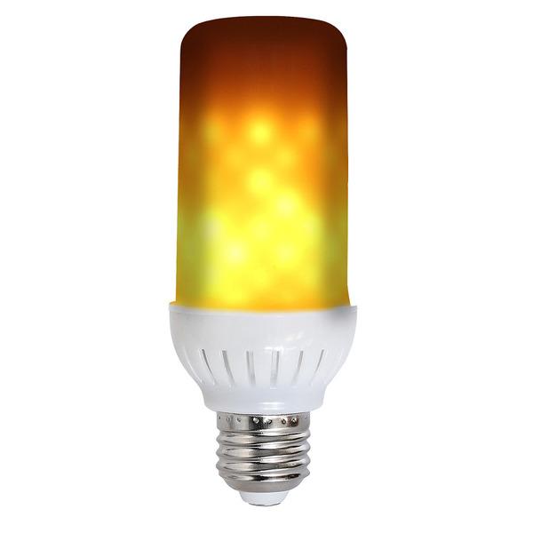 Shada 4-W-LED-Lampe mit Flackereffekt, Lagesensor, E27, 80 lm
