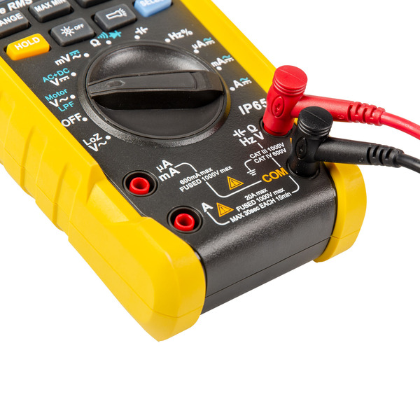 ELV Digital Multimeter DM500, TrueRMS
