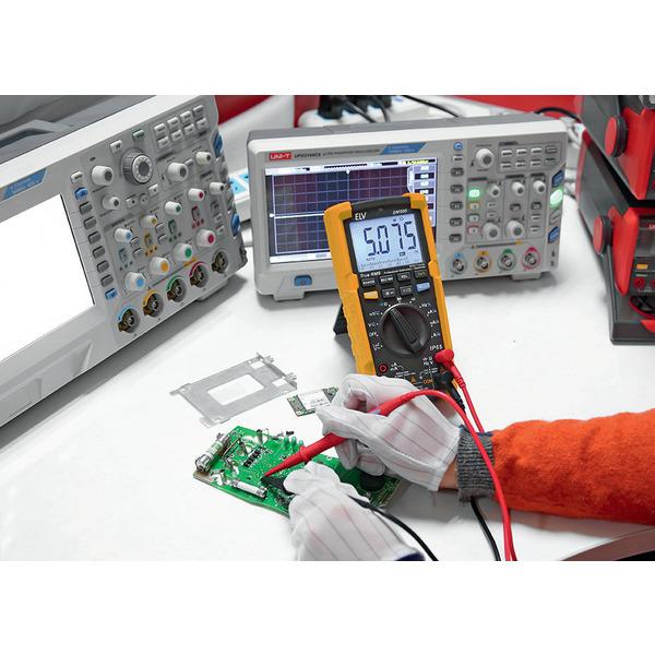 ELV Digital Multimeter DM500, TrueRMS