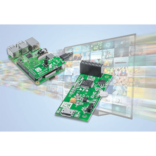 Sauber ein- und ausschalten - Power-Controller für Raspberry Pi RPi-PC