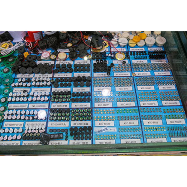 Bauteile kiloweise - Maker-Paradies China