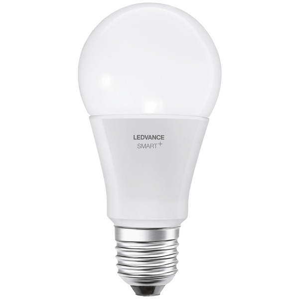 Ledvance SMART+ (Bluetooth) 9-W-LED-Lampe E27, kompatibel mit Apple HomeKit und SMART+ Android-App