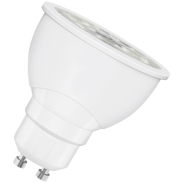 Ledvance SMART+ 4,5-W-GU10-LED-Lampe, dimmbar, ZigBee, Sprachsteuerung möglich