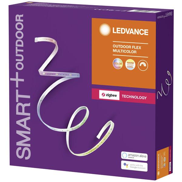 Ledvance SMART+ 4,8-m-RGBW-LED-Streifen, flexibel, ZigBee, IP65, kompatibel mit LIGHTIFY